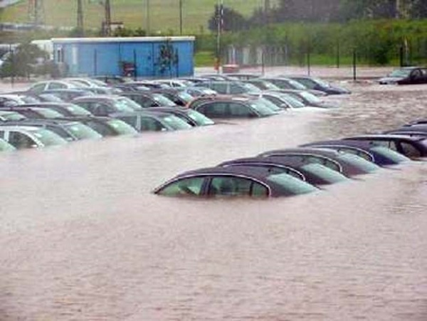 How a VIN can help avoid purchasing flood-damaged cars
